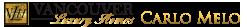 Carlo Melo - Branding Logo