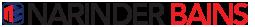 Narinder Bains - Branding Logo