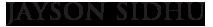 Jayson Sidhu - Branding Logo