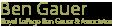 Ben Gauer - Branding Logo