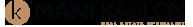 Mani Kahlon - Branding Logo
