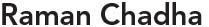Raman Chadha - Branding Logo