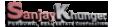 Sanjay Khunger - Branding Logo