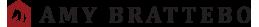 Amy Brattebo - Branding Logo