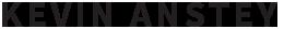 Kevin Anstey - Branding Logo