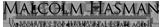 Malcolm Hasman - Branding Logo