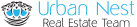 Urban Nest Real Estate Team - Branding Logo